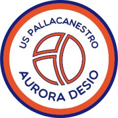 Logo Società U.S. Pall. Aurora Desio 94