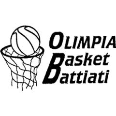 Logo Societ&agrave Olimpia Basket Battiati A.S.D.