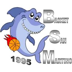 Logo Società A.S.D. Basket San Martino di Venezze