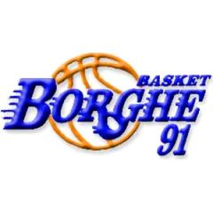 Logo Borghebasket 91