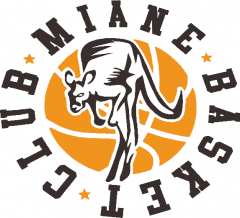Logo Basket Club Miane
