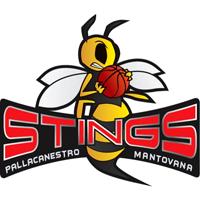 Logo Pall. Mantovana