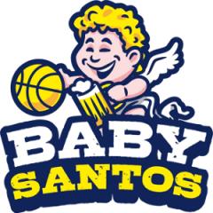 Logo Baby Santos