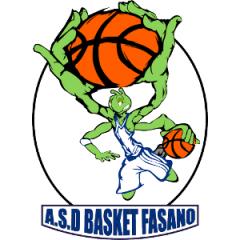 Logo Società A.S.D. Basket Fasano