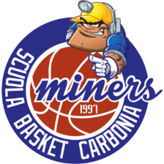 Logo Basket Carbonia