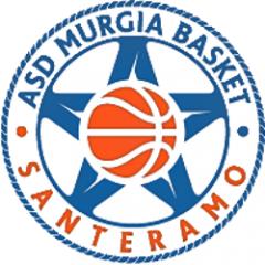 Logo Società A.S.D. Murgia Basket Santeramo