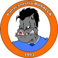 Logo Pall. Busalla