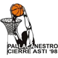 Logo Pall. Cierre Asti 98 Dil