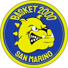 Logo Basket 2000 San Marino
