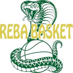 Logo P.G.S. Reba Basket