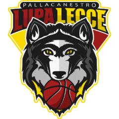 Logo Pall. Lupa Lecce