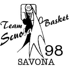 Logo Scuola Basket Team 98 Savona