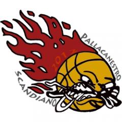 Logo Pallacanestro Scandiano 2012