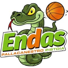 Logo Pall. Endas Pistoia