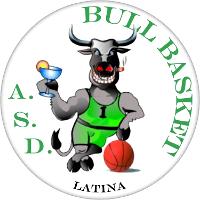Logo Bull Basket Latina