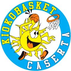 Logo Societ&agrave A.Dil. Kiokobasket Caserta