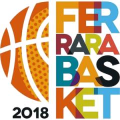 Logo Basket 2018 Ferrara