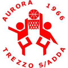 Logo Pallacanestro Aurora Trezzo 1966