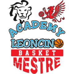 Logo Societ&agrave Leoncino Basket Mestre Academy