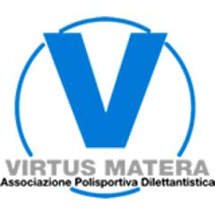 Logo Società Pol. Dil. Virtus Matera