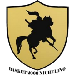 Logo Basket 2000 Nichelino