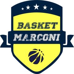 Logo Basket Marconi Roma