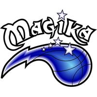 Logo Società A.S.D. Magika Pallacanestro