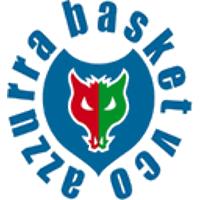 Logo Azzurra Basket Vco