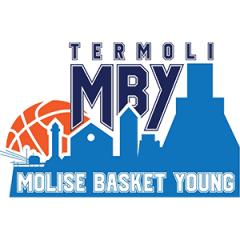 Logo Società A.S.D. Molise Basket Young
