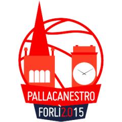 Logo Pallacanestro 2.015 Forlì