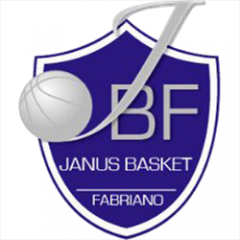 Logo Societ&agrave A.S.D. Janus Basket Fabriano