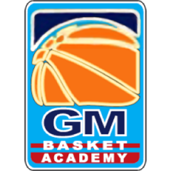 Logo Gm Basket Academy