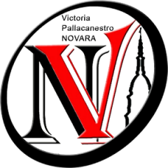 Logo Victoria Pall. Novara