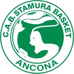 Logo Società A.S.D. Cab Stamura Basket Ancona