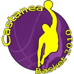 Logo Castanea Basket 2010