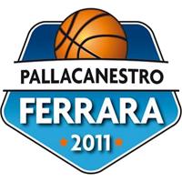 Logo Societ&agrave Pall. Ferrara 2011 A.S.D.