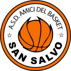 Logo Amici del Basket San Salvo