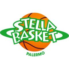 Logo Societ&agrave Stella Basket Palermo A.S.D.