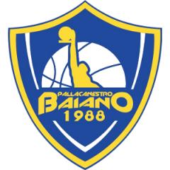 Logo Pall. Baiano 1988