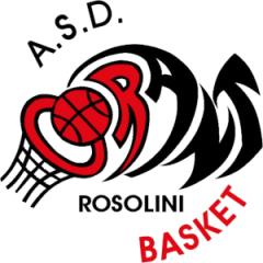 Logo CorAnt Basket Rosolini