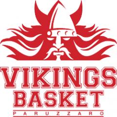 Logo Vikings Paruzzaro Basket