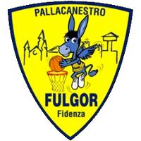 Logo Società Pall. Fulgor Fidenza 2014
