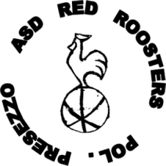 Logo Societ&agrave A.S.D. Red Roosters Pol. Presezzo