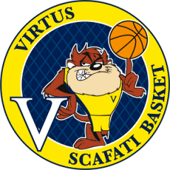 Logo Societ&agrave Virtus Scafati Basket
