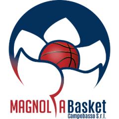 Logo Societ&agrave Magnolia Basket Campobasso S.R.L.