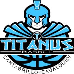 Logo Titanus Basket Cantagrillo Casalguidi