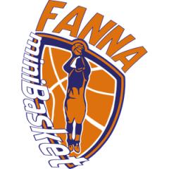 Logo Societ&agrave Centro Minibasket Fanna