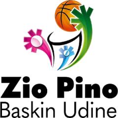 Logo Zio Pino Baskin Udine