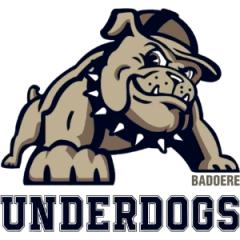 Logo Badoere Underdogs O40