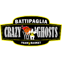 Logo Crazy Ghosts Battipaglia